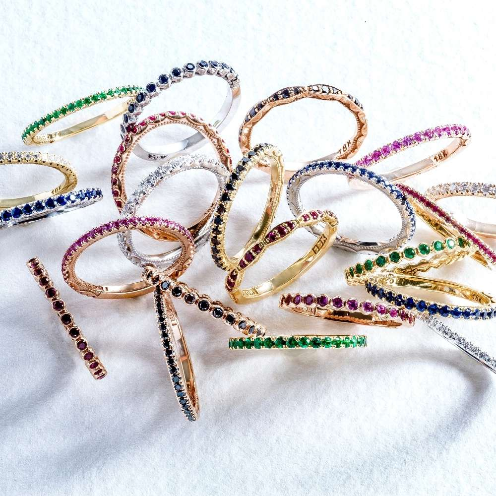 Celebrate Pride Month with Rings as Unique as your Love
