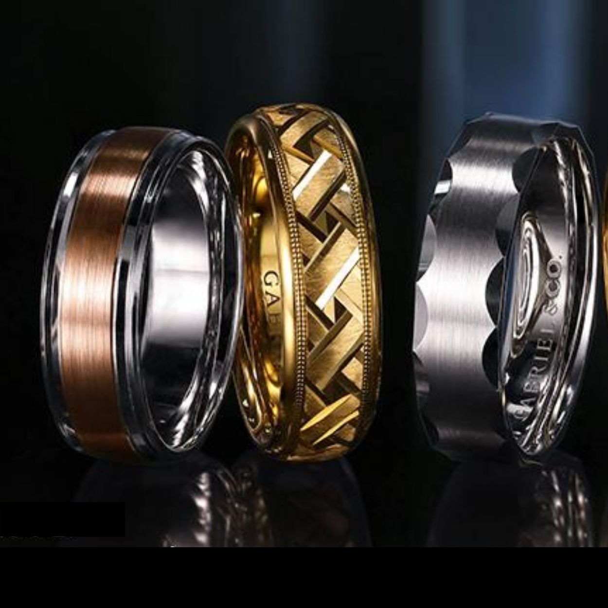 A Guide For Buying The Perfect Men's Wedding Band
