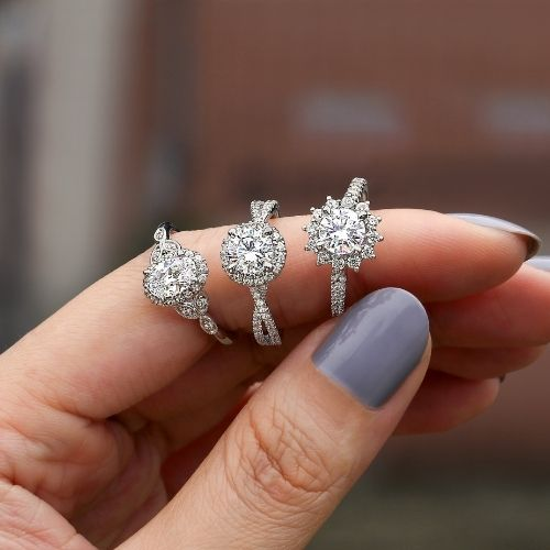 Restyle, Reset & Renew your Engagement Ring