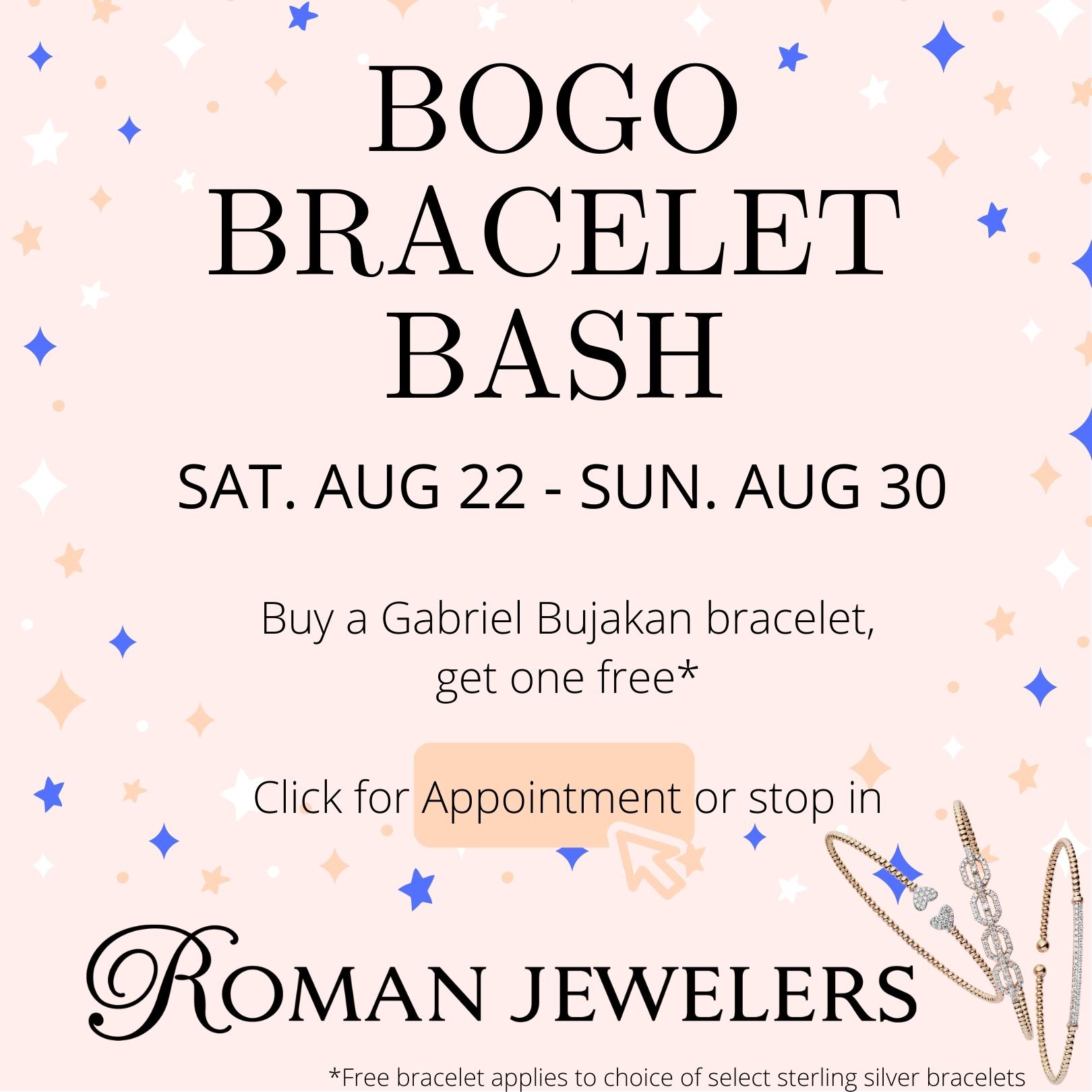 BOGO Bracelet Bash!