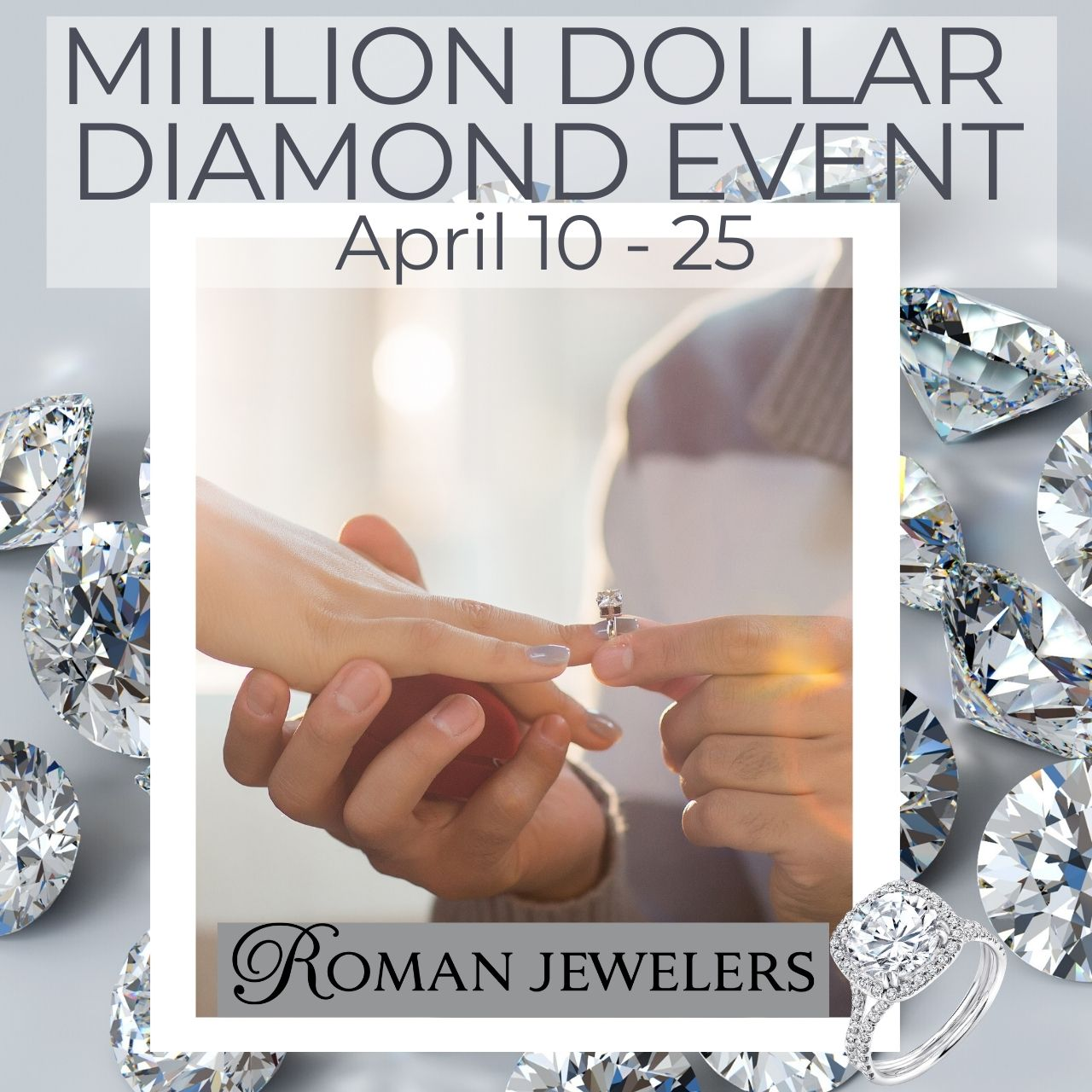Million Dollar Diamond Event