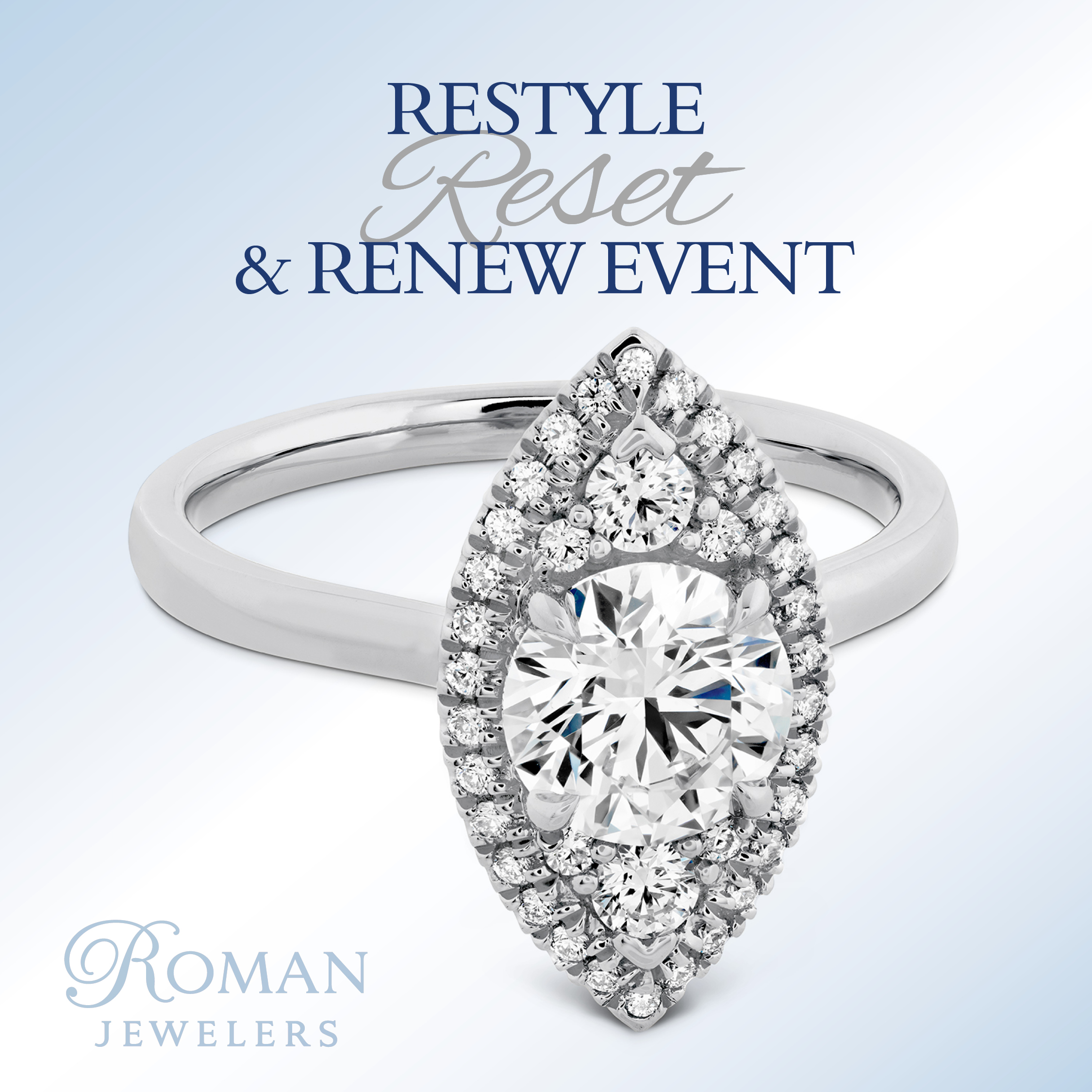 Annual Ring Restyle Event by Appointment