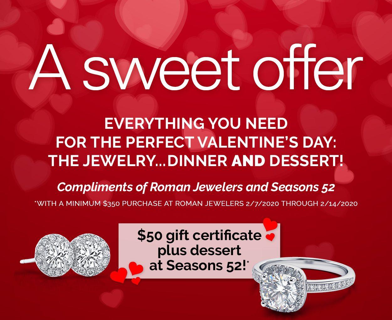 A Sweet Offer