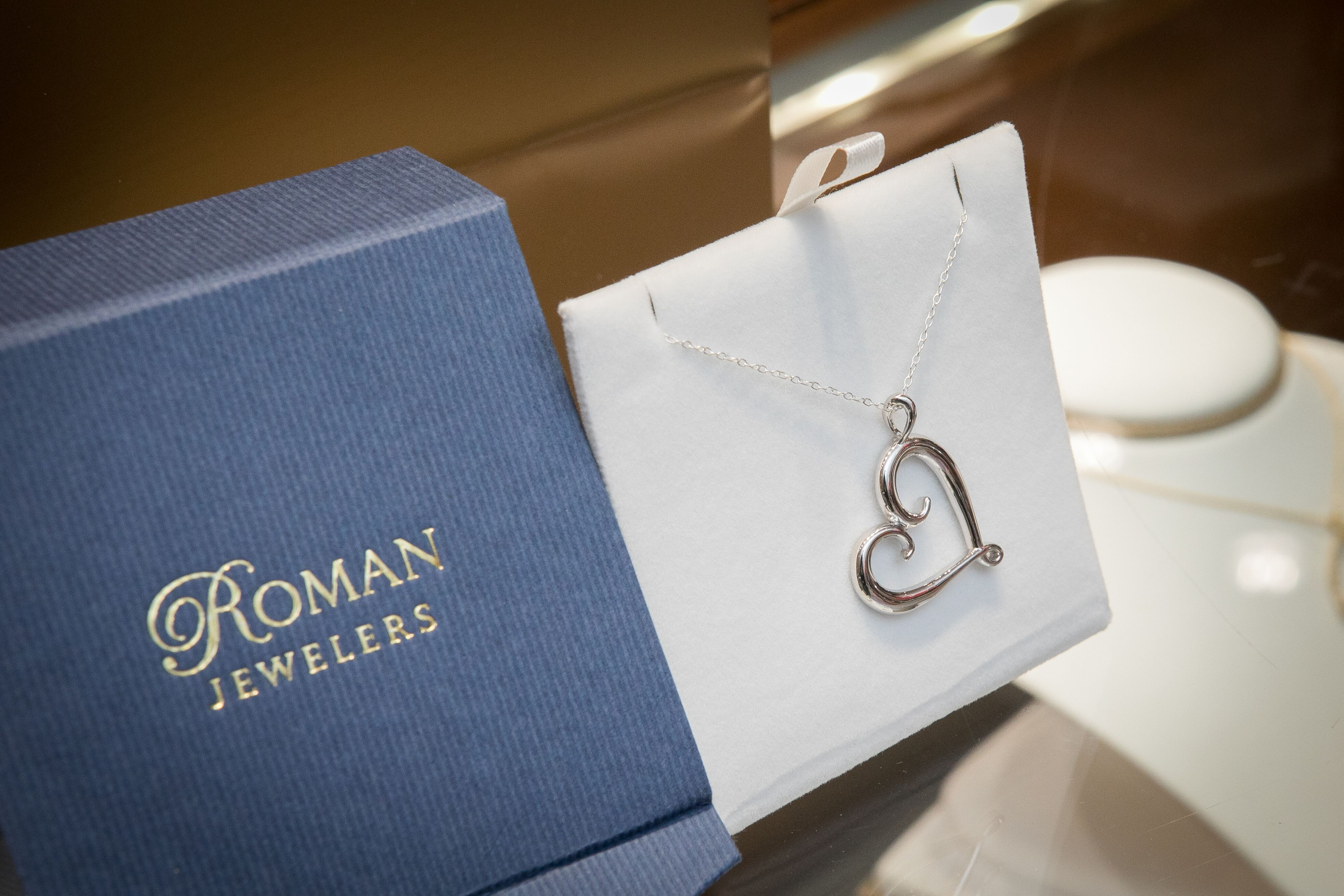 """Roman Jewelers """"Shares their Heart"""" with Local Nonprofit Organizations and Together Raises nearly $5,000.00"""