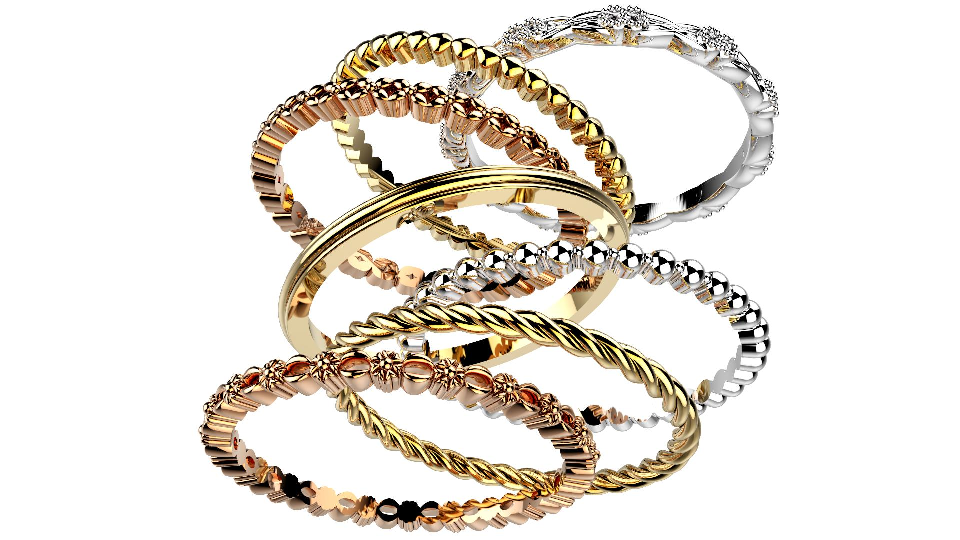 Tips on Choosing Your Perfect Wedding Bands