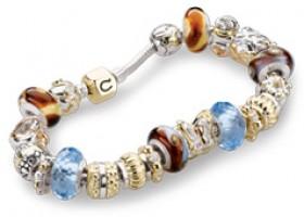 Chamilia bracelet, beads
