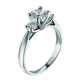 Engagement Ring from Scott Kay Bridal, available at Roman Jewelers