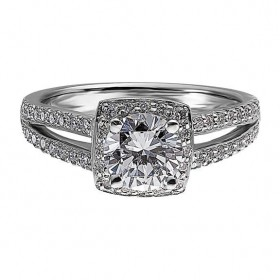 scott kay engagement ring