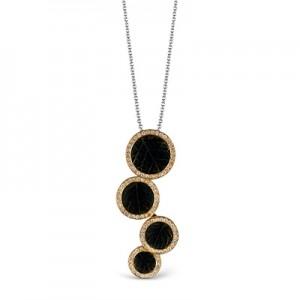 """Simon G.'s """"Organic allure"""" necklace"""