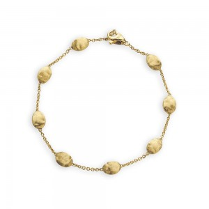 Marco Bicego Siviglia Gold Medium Bead Bracelet