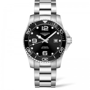 HydroConquest 41mm and ceramic Automatic Diving Watch