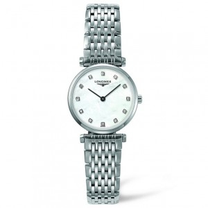 Longines Women's La Grande Classique Stainless Steel Bracelet Watch