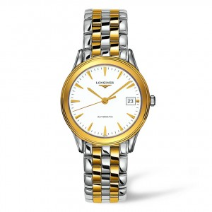 Longines Mens Flagship Automatic Watch