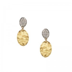 Marco Bicego Siviglia Earrings With Diamonds