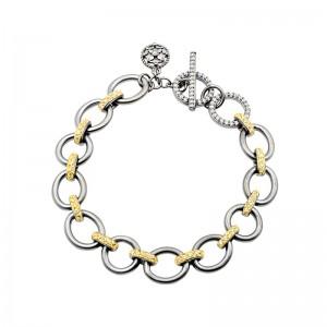 Signature Link Bracelet