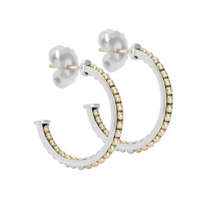 KSL Hoop Earrings