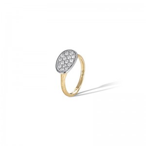 Marco Bicego Ring Lunaria Diamonds Ring