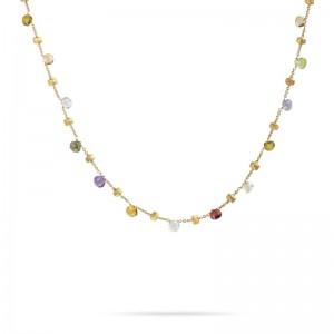 Marco Bicego Paradise Mixed Stone Short Necklace