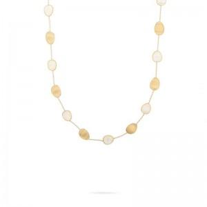 Marco Bicego Lunaria Gold Short Necklace