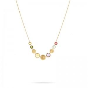Marco Bicego Jaipur Mixed Stone Necklace