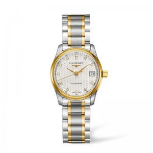 The Longines Master Collection 29mm Stainless Steel/Gold Cap 200 Automatic