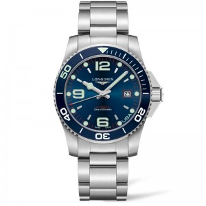 USA Exclusive HydroConquest 41mm Stainless Steel/PVD Automatic Diving Watch
