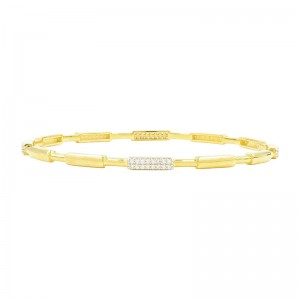 Radiance Single Slide Bangle