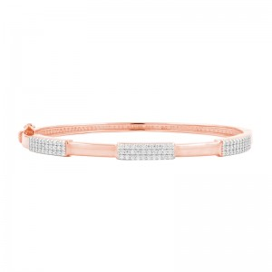 Radiance Thin Hingle Bangle