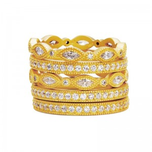 Signature 5 Stack Ring