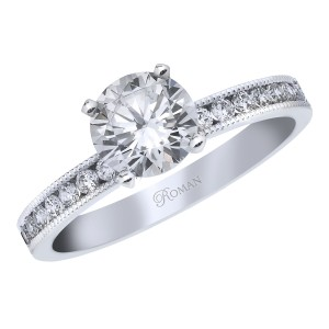 Romanza Engagement Ring