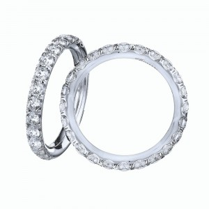 Romanza Eternity Bands